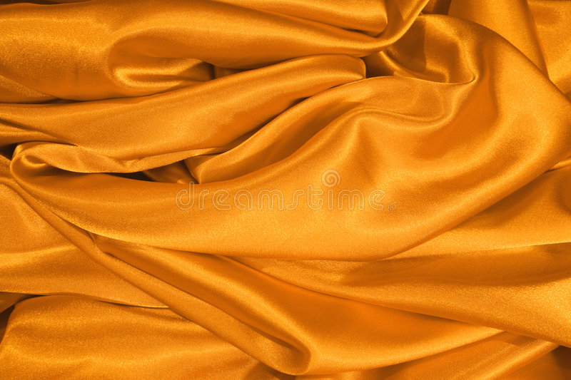 Download Gold satin stock image. Image of satin, texture, smooth - 517945