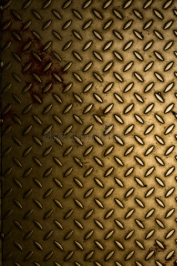 Gold Shiny Plate. Metal texture vector illustration