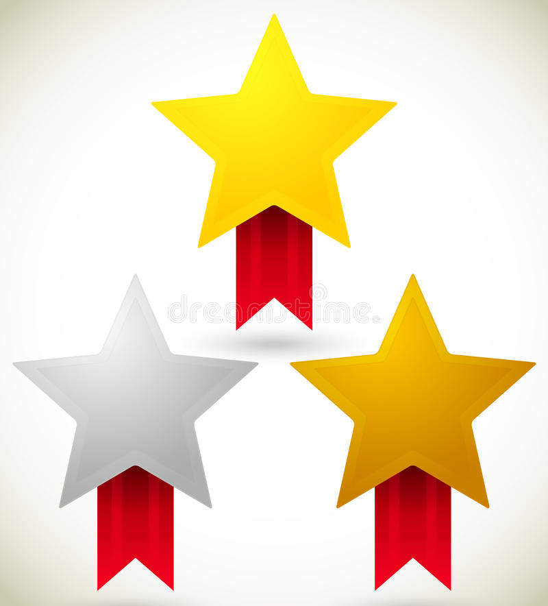 Silver Star Award School Trophée achievement award Gravure Gratuite 447 A