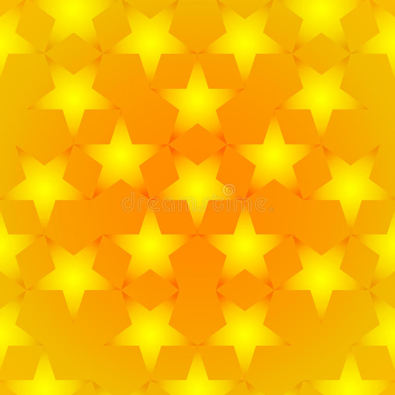Download Gold star background stock vector. Illustration of contemporary - 26056973