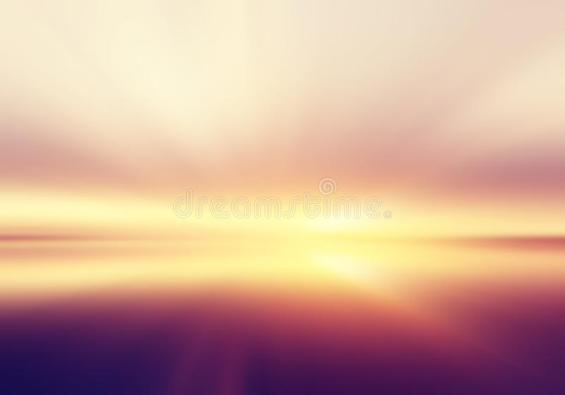 Download Gold Sunburst Abstract Background Stock Illustration - Image: 83724776