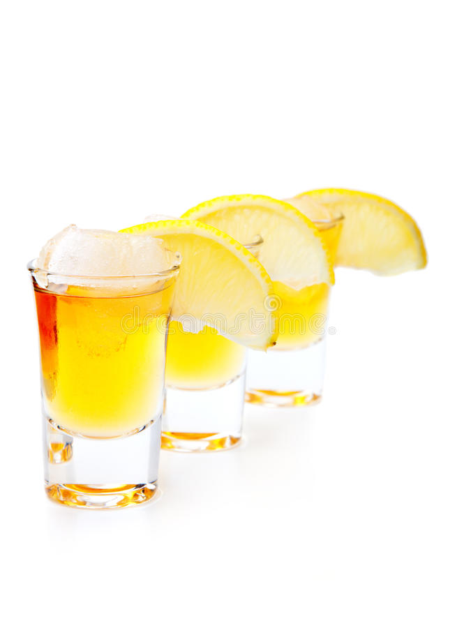 Download Gold Tequila stock image. Image of liquid, chilled, liquor - 21712877