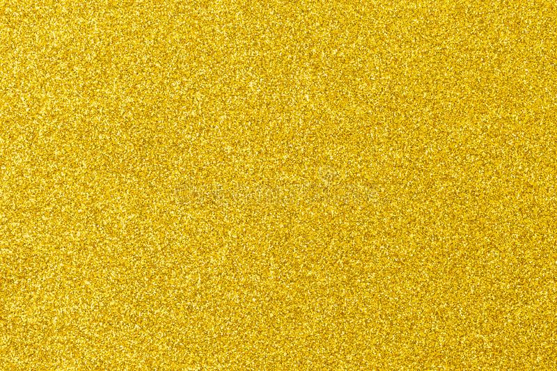 Gold texture for background, Abstract gold glitter perfect for christmas, new years or any other holidays background.  stock image