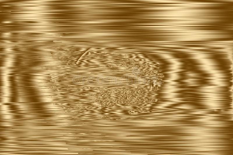 Gold texture background metallic abstract. yellow backdrop vector illustration