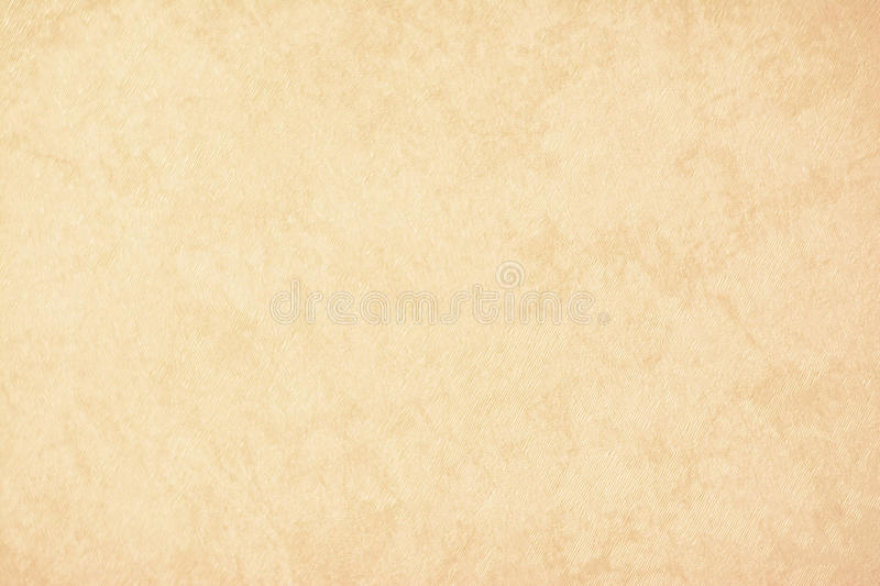 Gold texture background paper in yellow vintage cream or beige color, parchment paper, abstract pastel gold gradient. With brown, solid website background stock photography