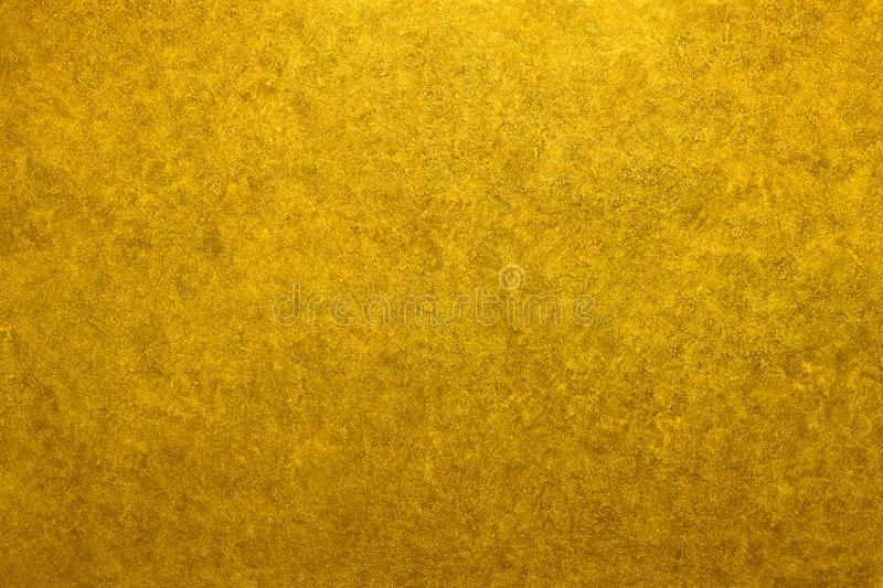 Gold texture background stock images