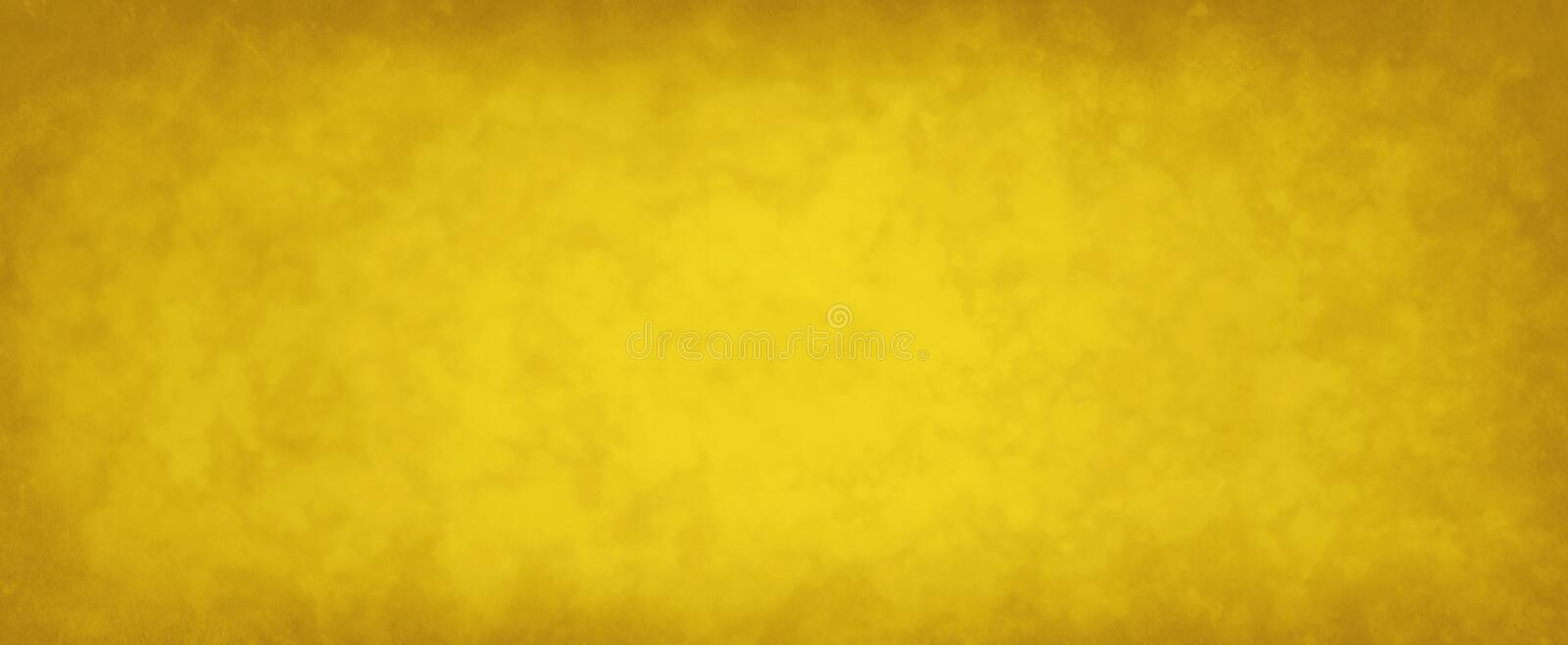Gold texture background, yellow vintage paper or textured shiny painted metal in mottled textured antique color stock photography