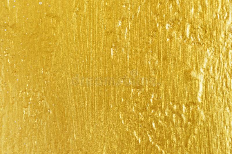 Gold textured background stock images