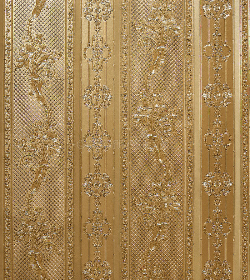 Gold wallpaper. For any use royalty free stock photos