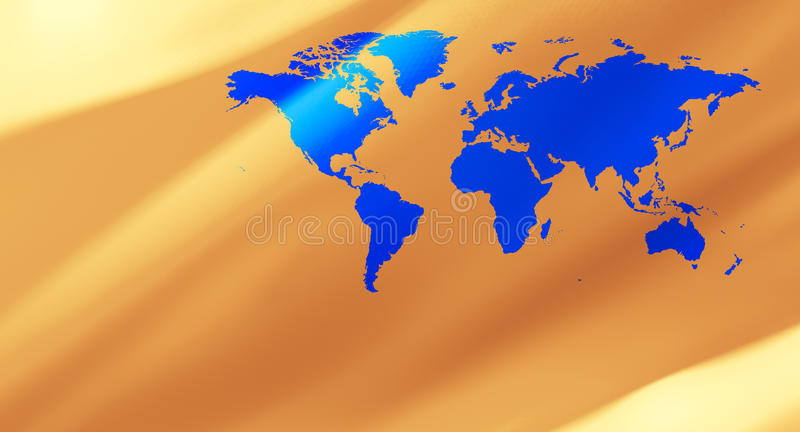 Gold world map abstract background stock image image of europe download gold world map abstract background stock image image of europe asia 51054247 gumiabroncs Choice Image