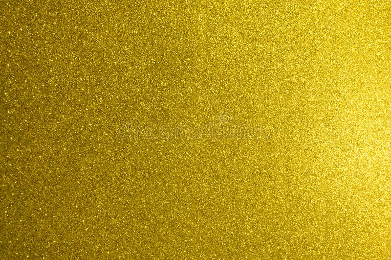 Gold, yellow abstract light background,Gold color shining lights, sparkling glittering Christmas lights.Season greeting background stock photos