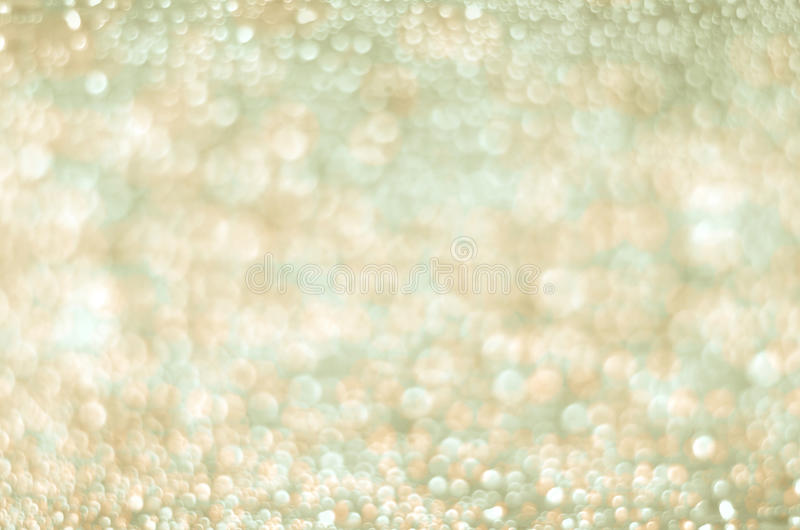 Gold and Yellow Sparkling Lights Background royalty free stock image
