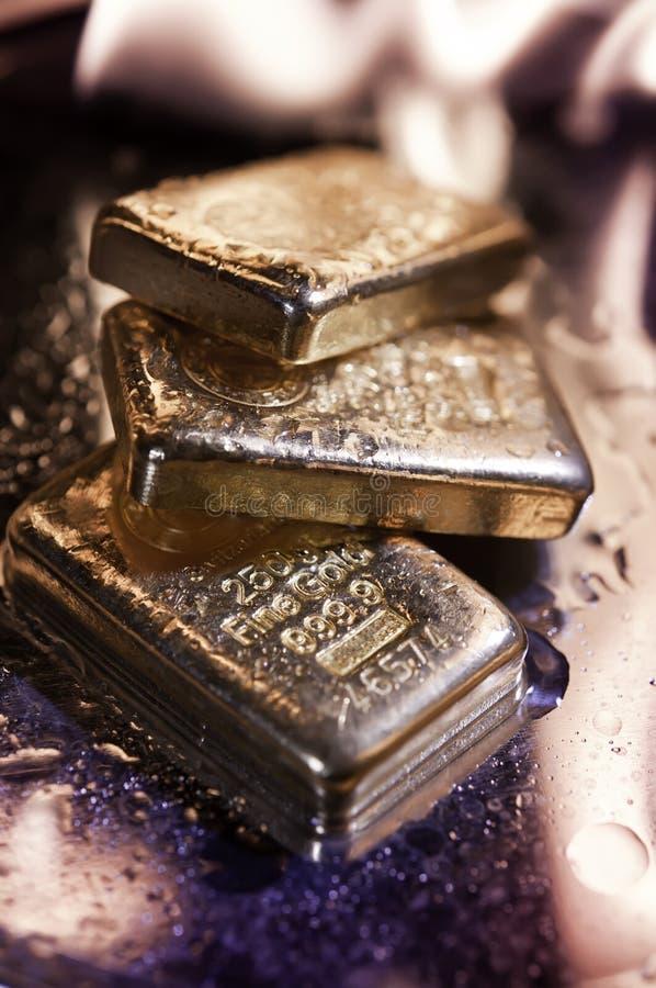 Download Goldbars  And  Flame Stock Photos - Image: 16898763