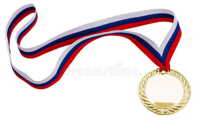 Golde? medalha fotos de stock royalty free