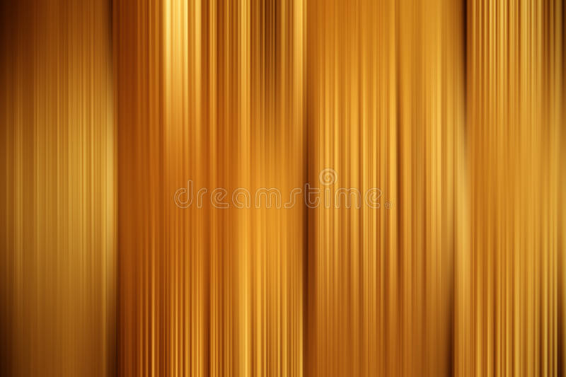 Golden abstract background royalty free illustration