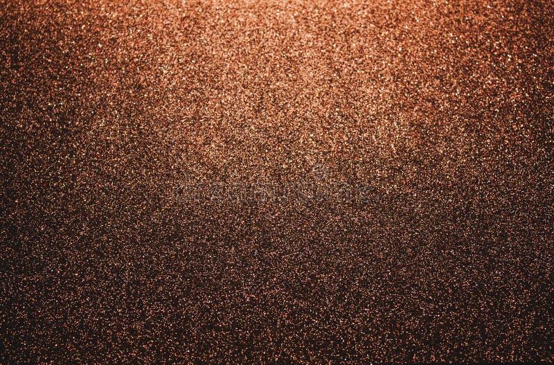 Golden abstract blurred glitter background, festive. Glitter tex stock photos