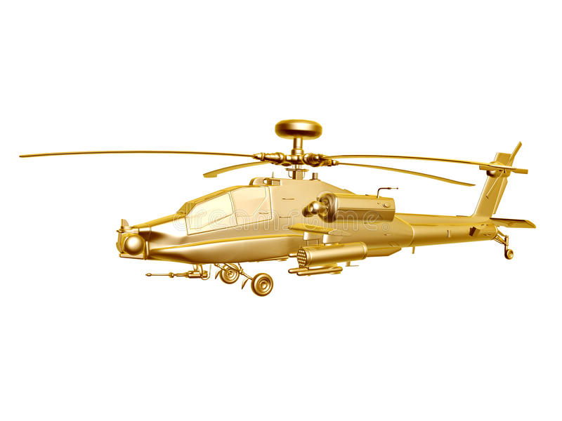 Golden Apache Stock Images