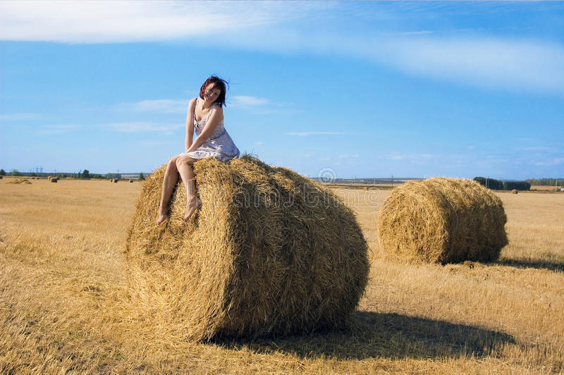 Download Golden autumn stock image. Image of carefree, rolled - 26543735