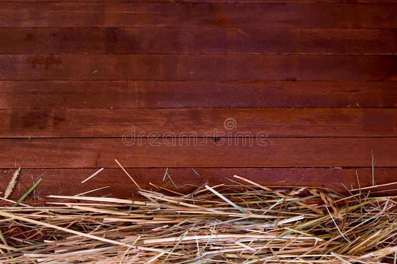 Golden autumn fall hay straw texture background wallpaper. On a wooden with copy space stock photos