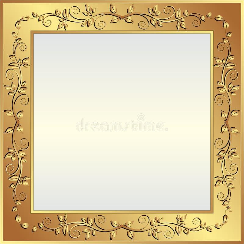 Golden Background Royalty Free Stock Photos
