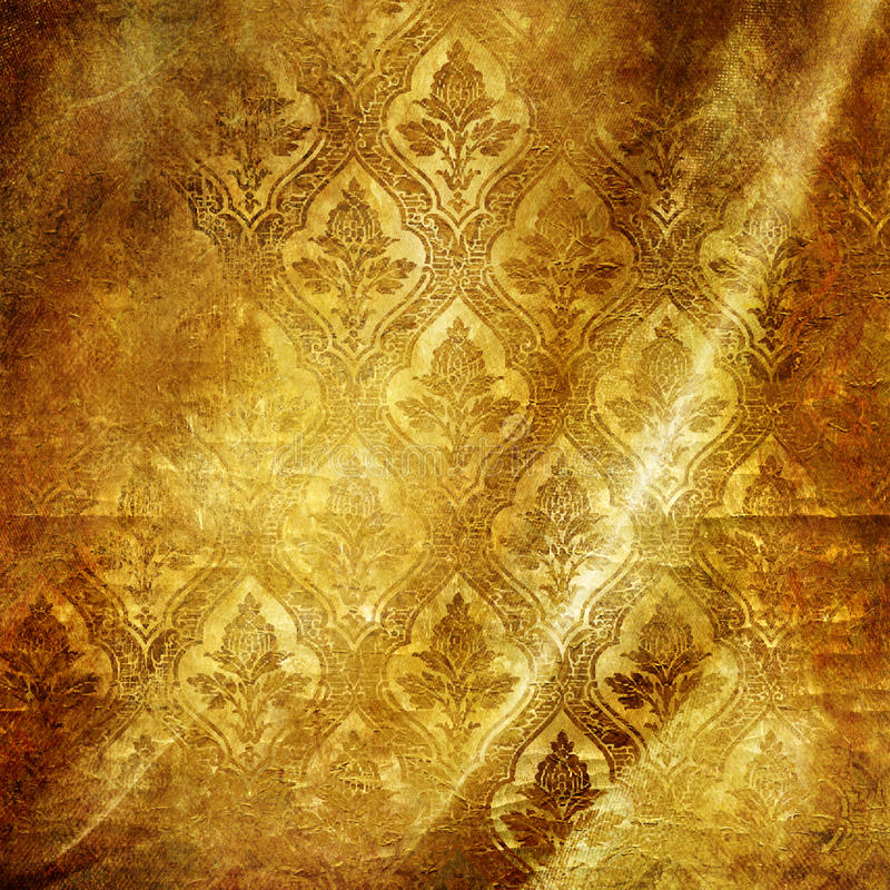 Download Golden background stock illustration. Image of bright - 9807179