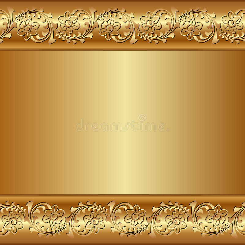 Download Golden Background Royalty Free Stock Image - Image: 30435606
