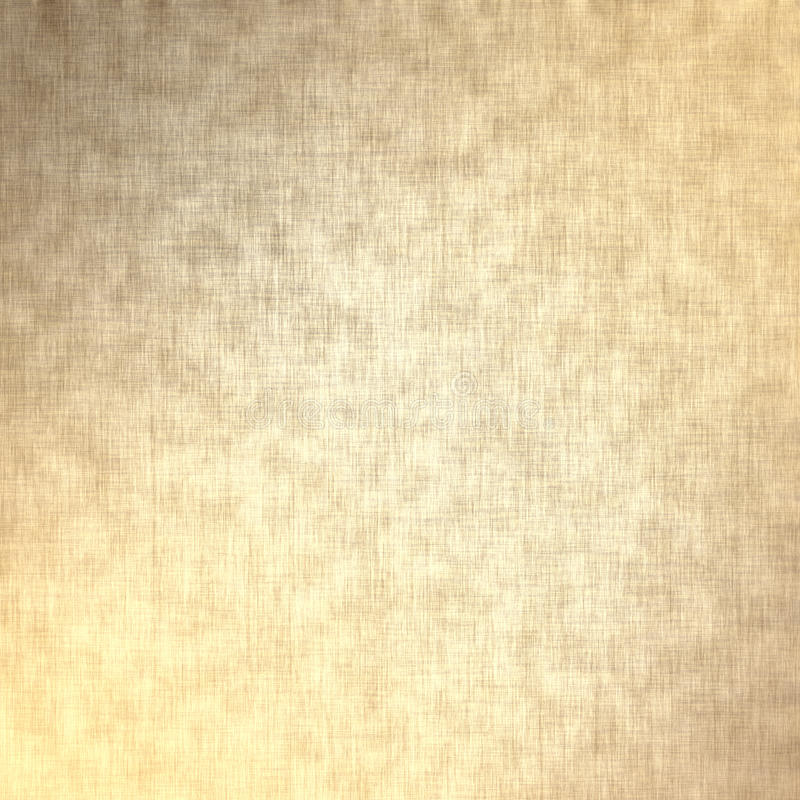 Golden background, linen texture royalty free stock photo