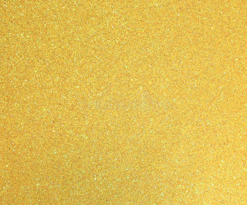 Golden background with lots of bright shiny glittery glitter ide royalty free stock images