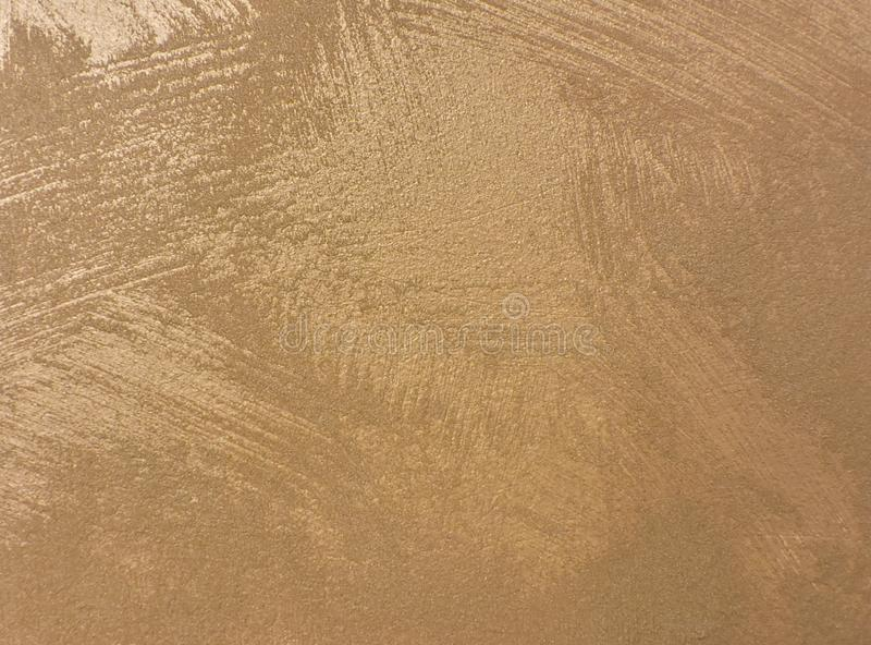 Golden background wall stock photography