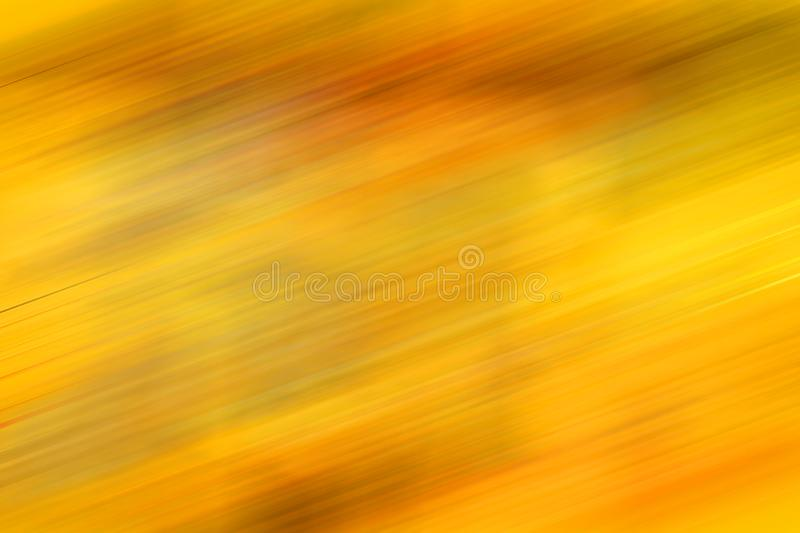 Golden blurred grunge background in yellow fall autumn colors- perfect background with space for text or image. Stock illustration royalty free illustration