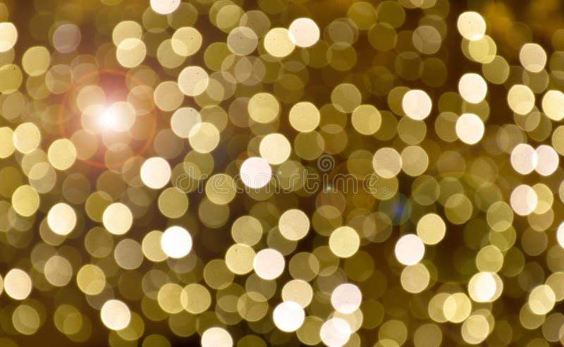 Golden blus-achtergrondafbeeldingen stock foto