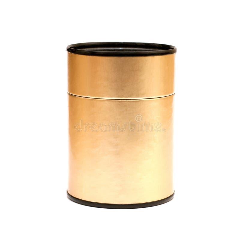 Download Golden box for tea stock illustration. Image of blend - 22289028