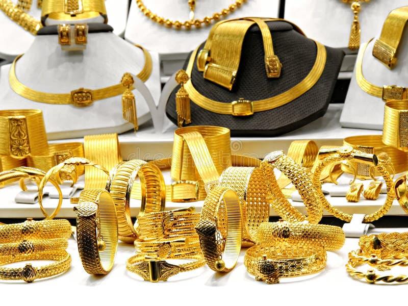 Download Golden Bracelets Royalty Free Stock Photos - Image: 14426148