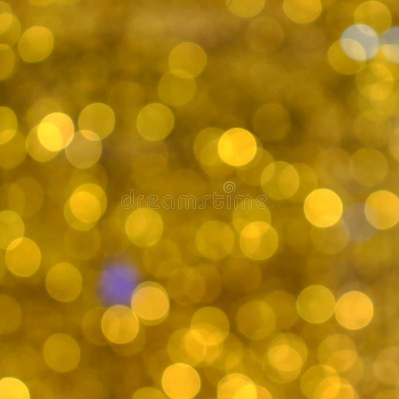 Golden bright light royalty free stock images