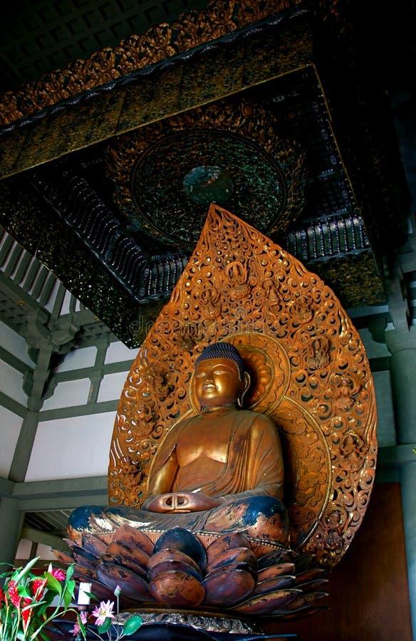 Free Golden Buddha Stock Photography - 9556102
