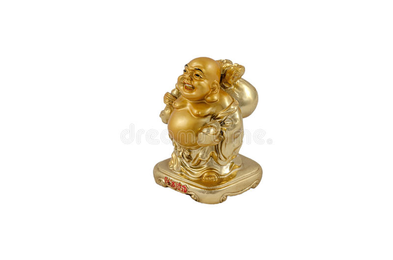 Download Golden Buddha Stock Photo - Image: 83709234
