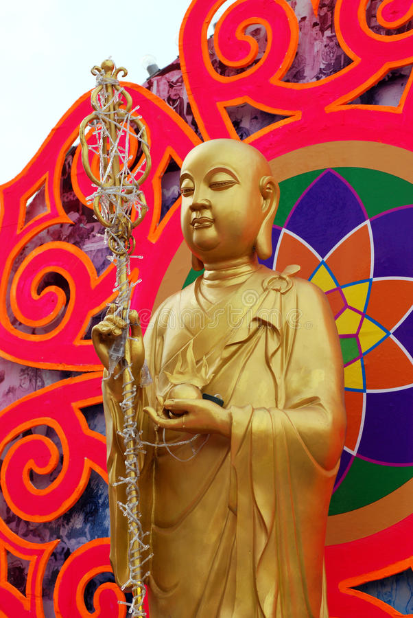 Download Golden Buddha Statue Royalty Free Stock Image - Image: 23926156