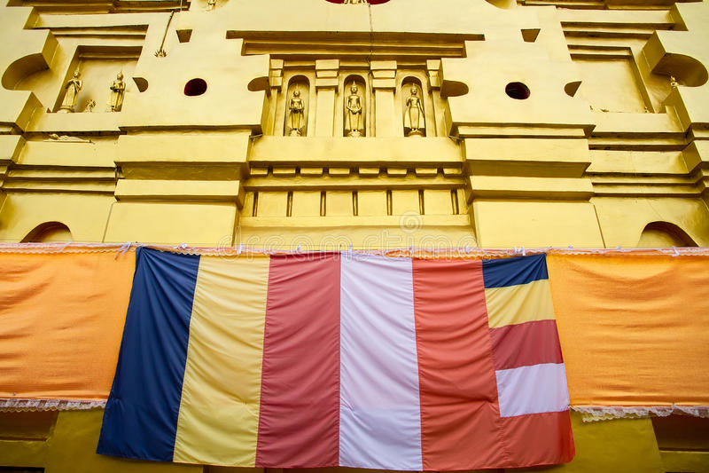 Download Golden Buddha Statue In Bodhgaya Stupa Or Phuthakaya Pagoda At S Stock Photo - Image: 83704658