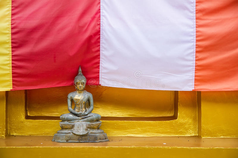 Download Golden Buddha Statue In Bodhgaya Stupa Or Phuthakaya Pagoda At S Stock Photo - Image: 83705128