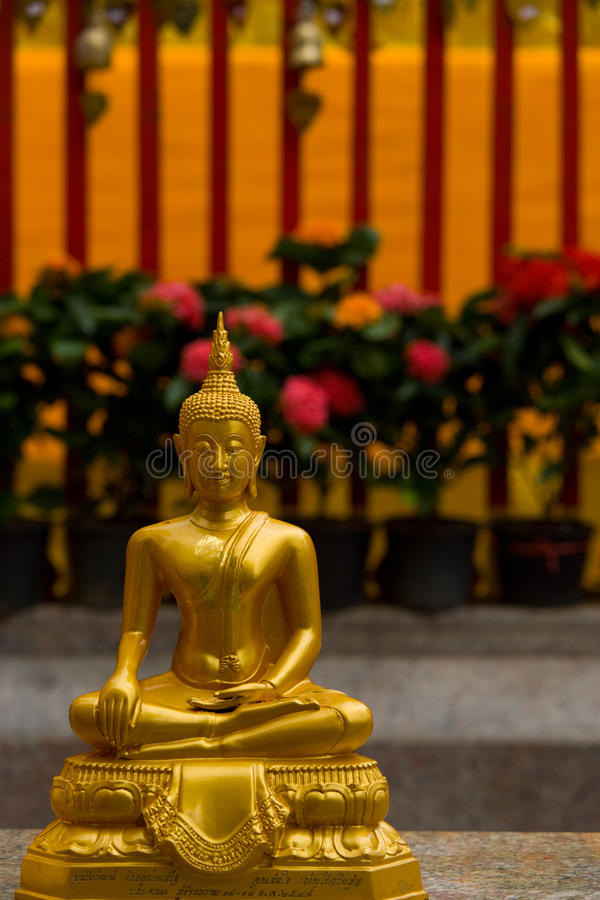 Download Golden Buddha Statue Thailand Royalty Free Stock Image - Image: 17015616