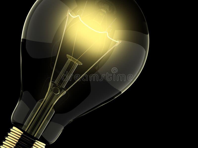 Golden Business stock illustration