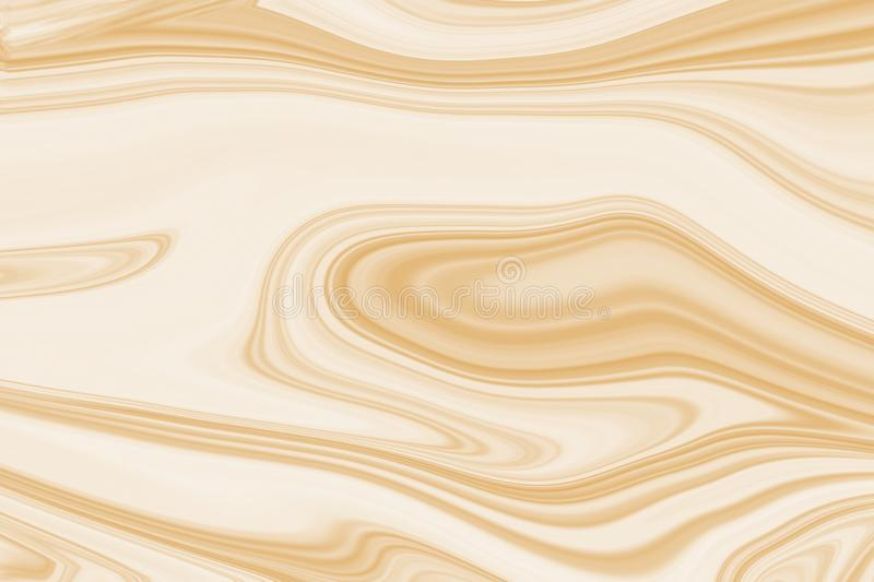 Golden Calacatta marble texture of a natural white and grey stone tile stock image
