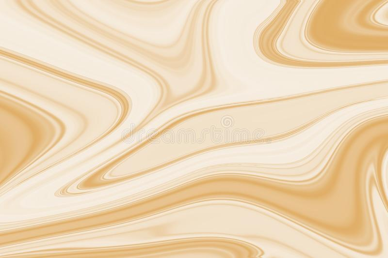 Golden Calacatta marble texture of a natural white and grey stone tile royalty free stock photography