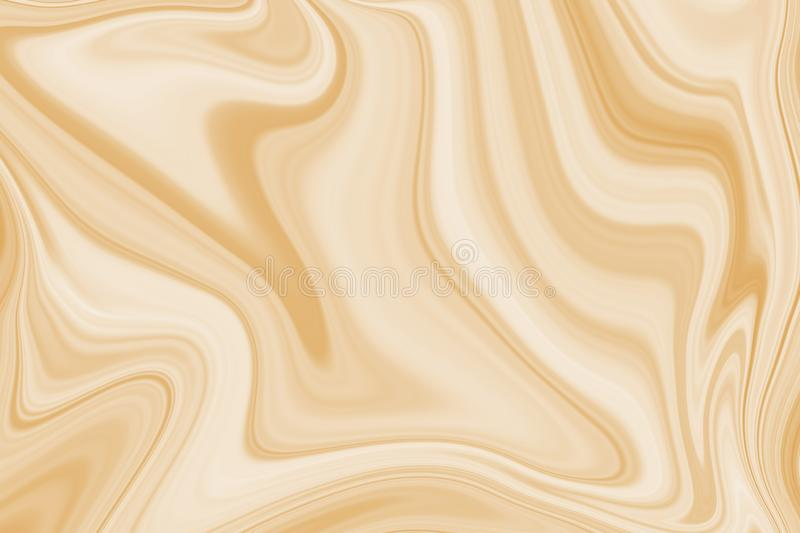 Golden Calacatta marble texture of a natural white and grey stone tile royalty free stock images