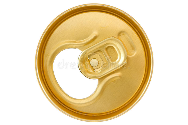 Download Golden  Can Top Royalty Free Stock Photos - Image: 24675718