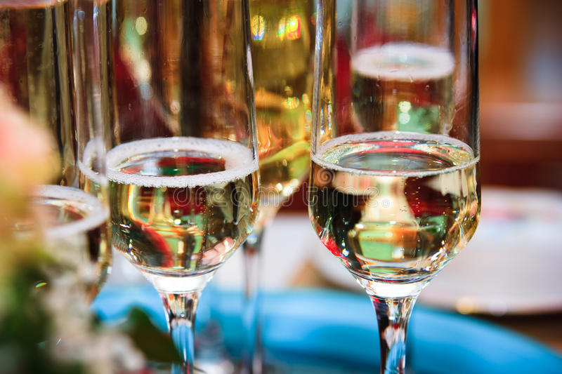 Download Golden champagne stock photo. Image of drink, clean, congratulations - 10426354