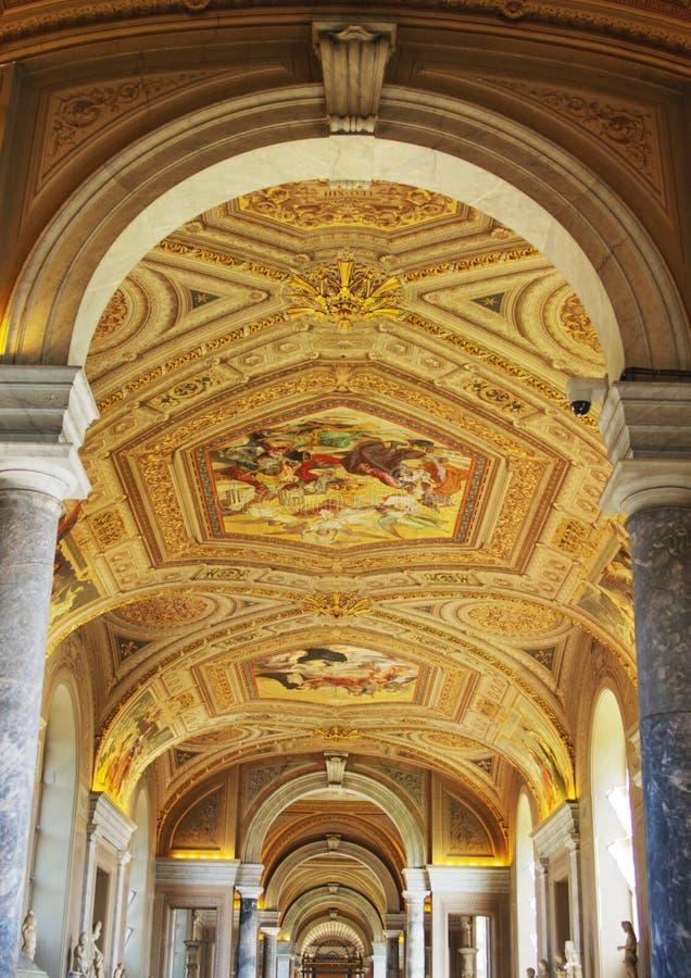 Free Golden Church Interior Royalty Free Stock Photo - 5239495