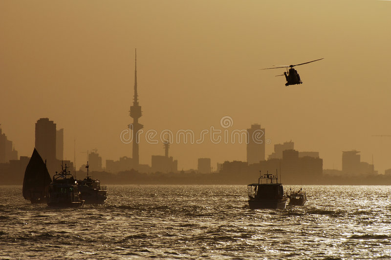 Download Golden City Stock Images - Image: 6238884