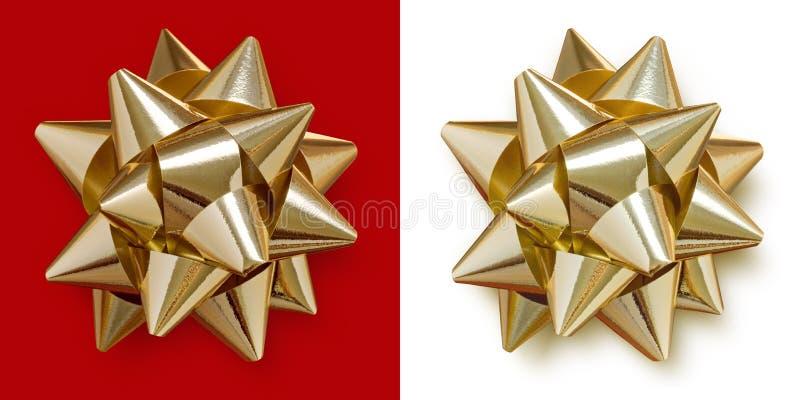 Download Golden cockade stock photo. Image of ribbon, ornaments - 6842532