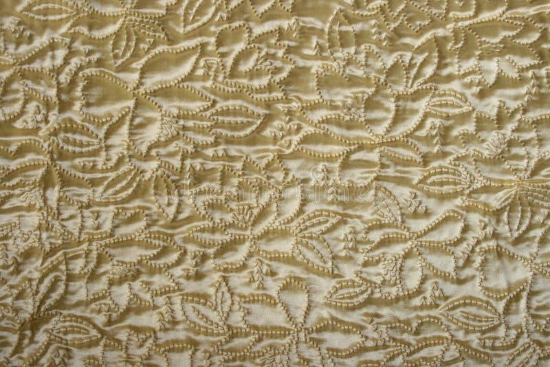 Golden color blanket